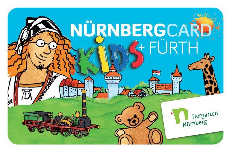 Tourismus Nürnberg: NürnbergCard