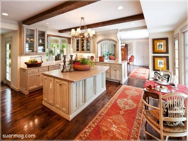 اجمل صور ديكورات مطابخ تركية لن ترى مثلها فى اى مكان مجلة صور Home Kitchens Kitchen Remodel Decor