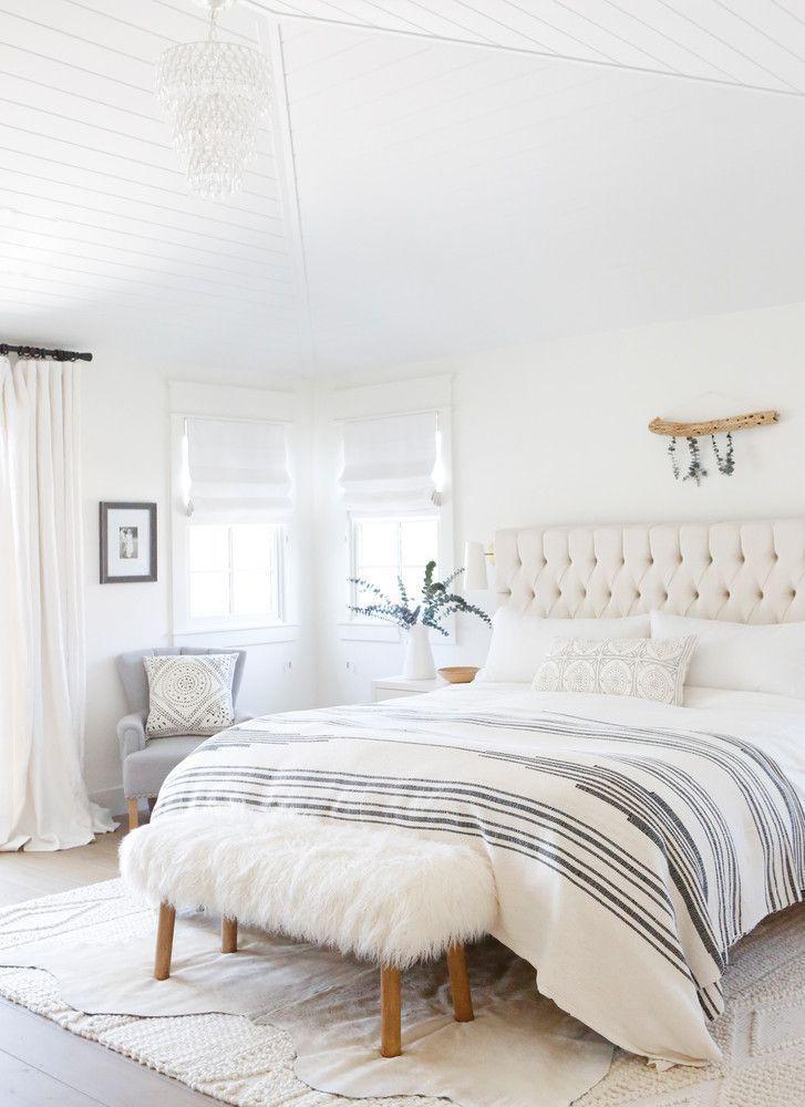 cozy neutral bedroom | Home decor bedroom, Bedroom ...