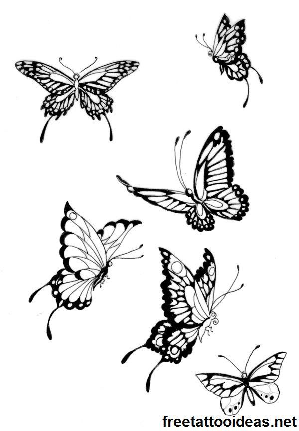 Image Result For Butterfly Simple Images To Draw White Butterfly Tattoo Butterfly Drawing Butterfly Outline