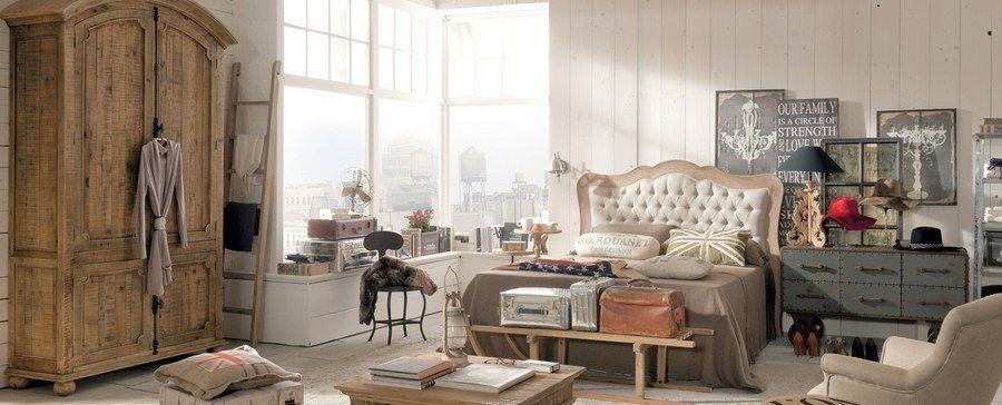 Bedroom - urban chic - Dialma Brown | My future home | Home ...