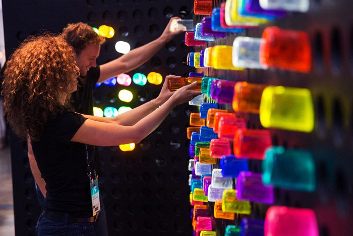 Massivart Organized A Collection Of Interactive Art