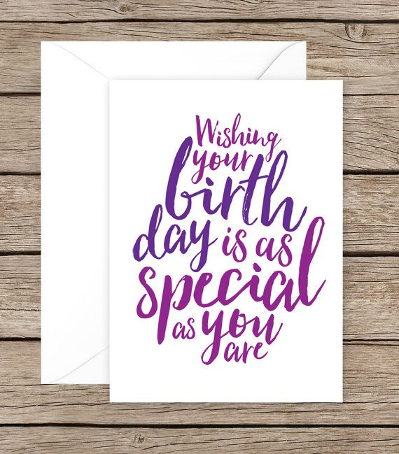 Birthday card for a friend special friend card by littlefacegc diy birthday card for a friend special friend card by littlefacegc bookmarktalkfo Gallery