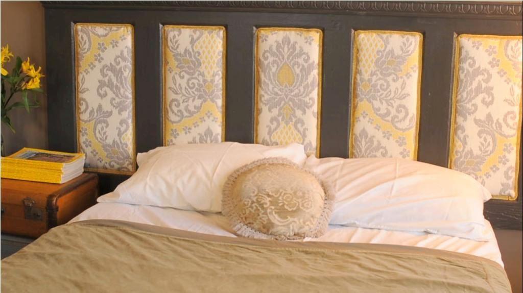 Diy Upholstered Headboard With Wood Frame Home Design Lover Hd