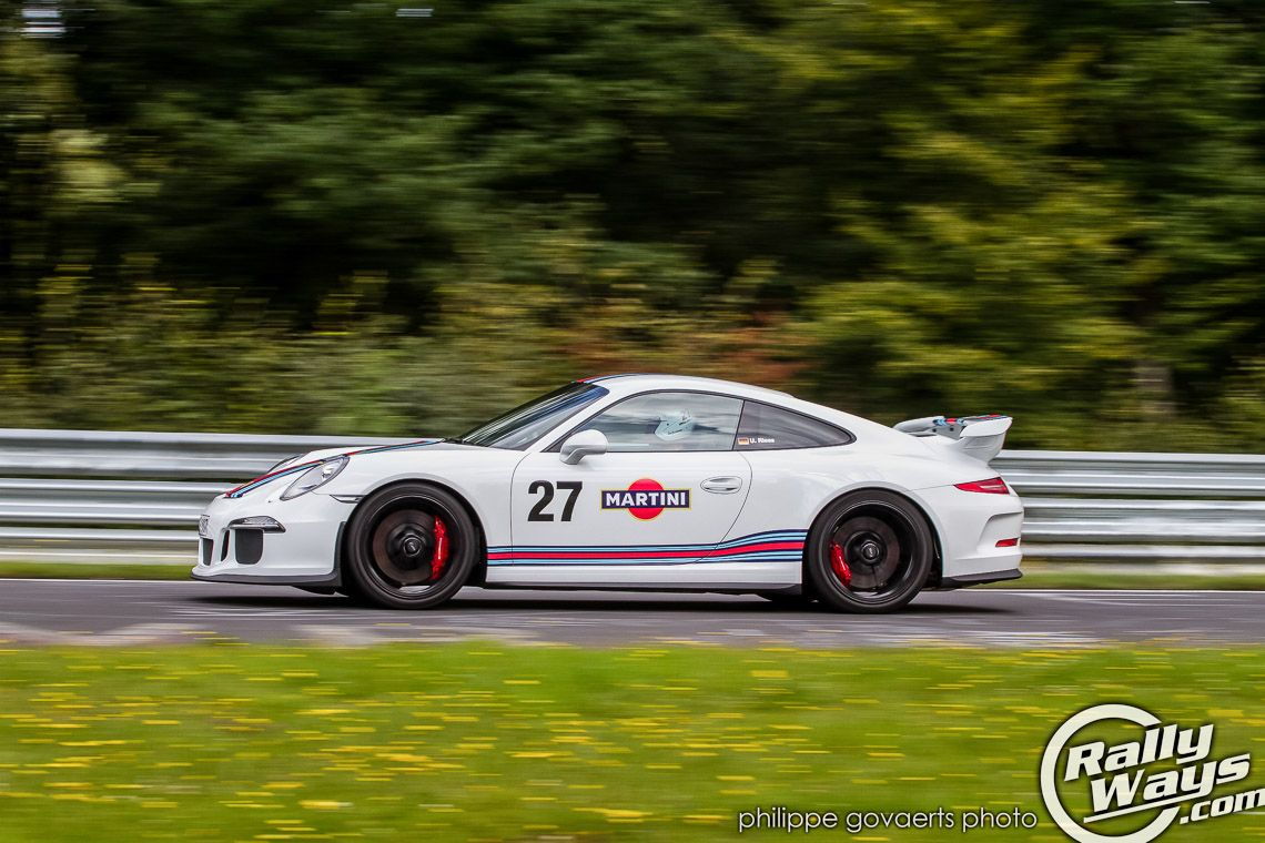 Martini Livery Porsche 991 GT3  lapping the Nürburgring.  #porsche991 #nurburgring #thering #rallyways #martini