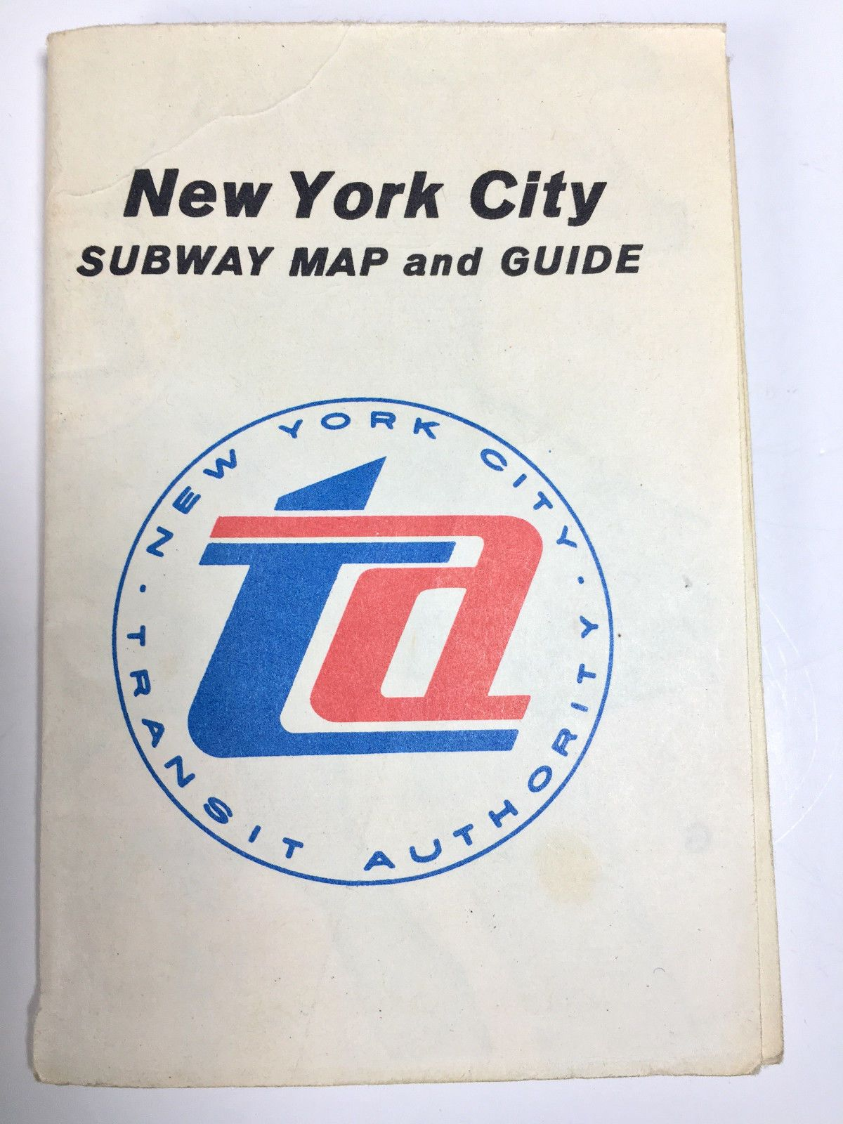 Nyc Subway Map Ebay.Click Now Vintage Nyc Subway Map 1962 68 Pre Mta Other Cool Ebay