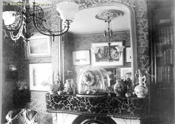 A Victorian Drawing Room 1890 Victorian Interiors Victorian Interior Design Drawing Room Interior