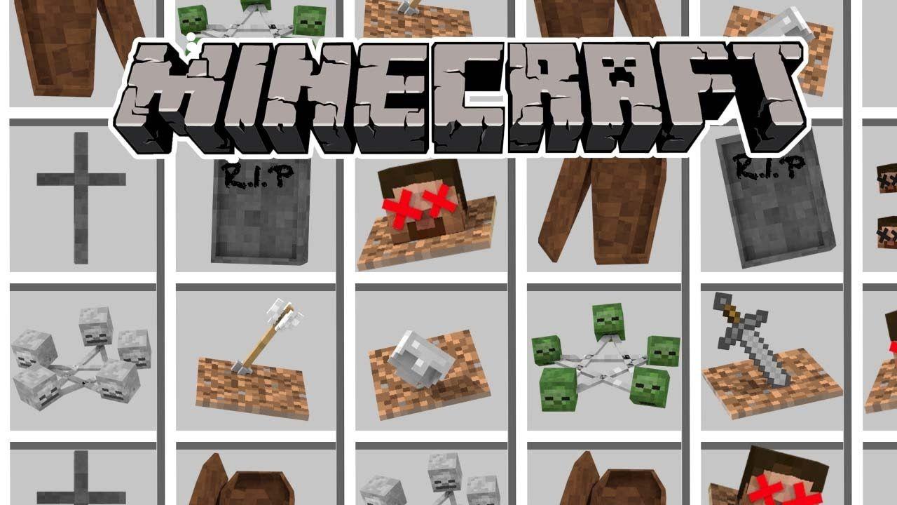 19++ Minecraft gravestone ideas in 2021