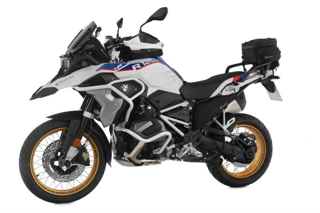 Wunderlich Engine Bars For The Bmw R 1250 Gs And Adventure Rescogs Bmw Bmw Adventure Bike Adventure Bike