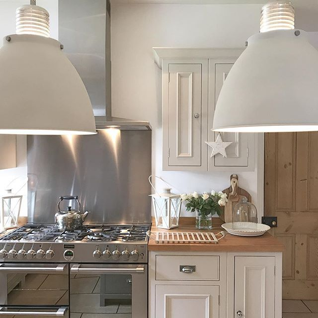 Country Kitchen Employment: An Industrial Style Kitchen In Romantic Paris You'll Love