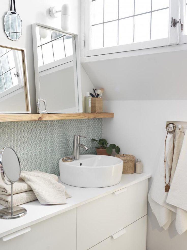 ikea badmobel voller funktionalitat und feinheit badezimmer pinterest badezimmer bad und baden
