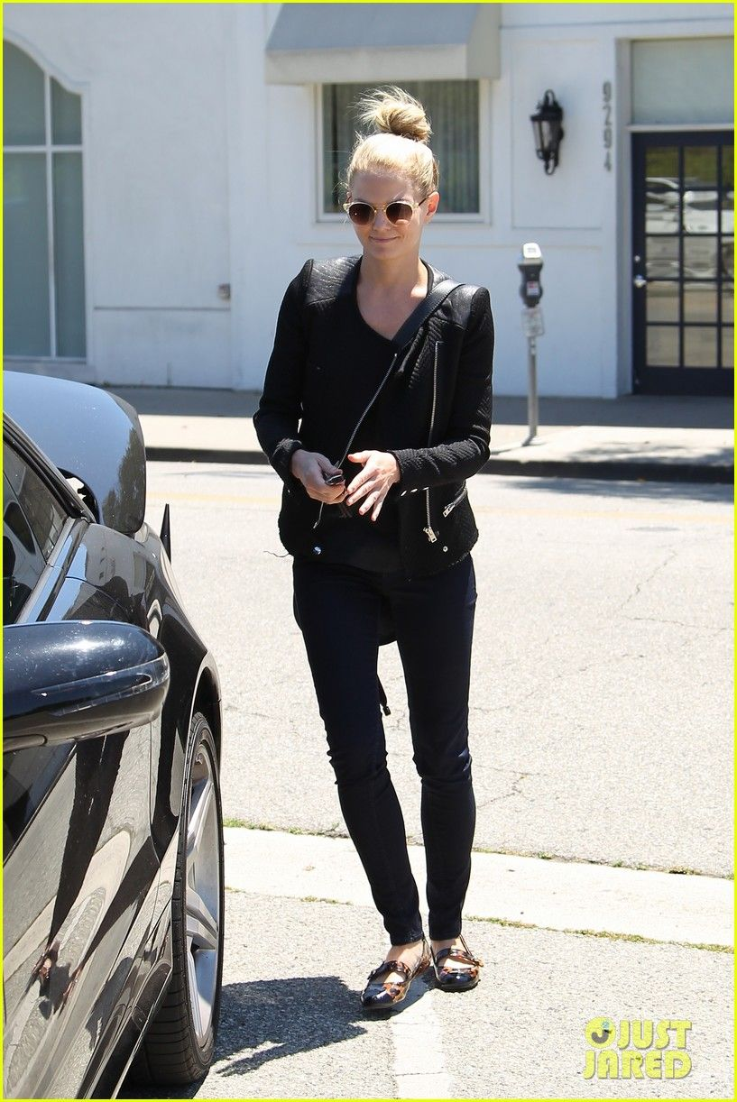 Jennifer Morrison spotted at the Bowery Hotel in N.Y.C on June 10 ...