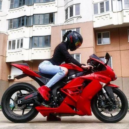 57+ Ideas Motorcycle For Women Ninjas Wheels For 2019