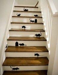Jolie decoration cage escalier | Cage escalier, Escaliers et Jolies