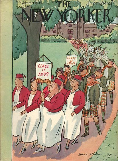 The New Yorker June 9 1934