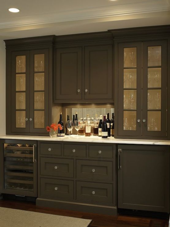Good Layout Idea For The Wet Bar! HGTVu0027s Best Kitchen Countertop Pictures:  Color U0026 Material Ideas : Page 26 : Rooms : Home U0026 Garden Television