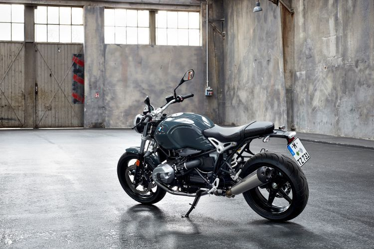 Bmw r pure, Bmw cafe racer