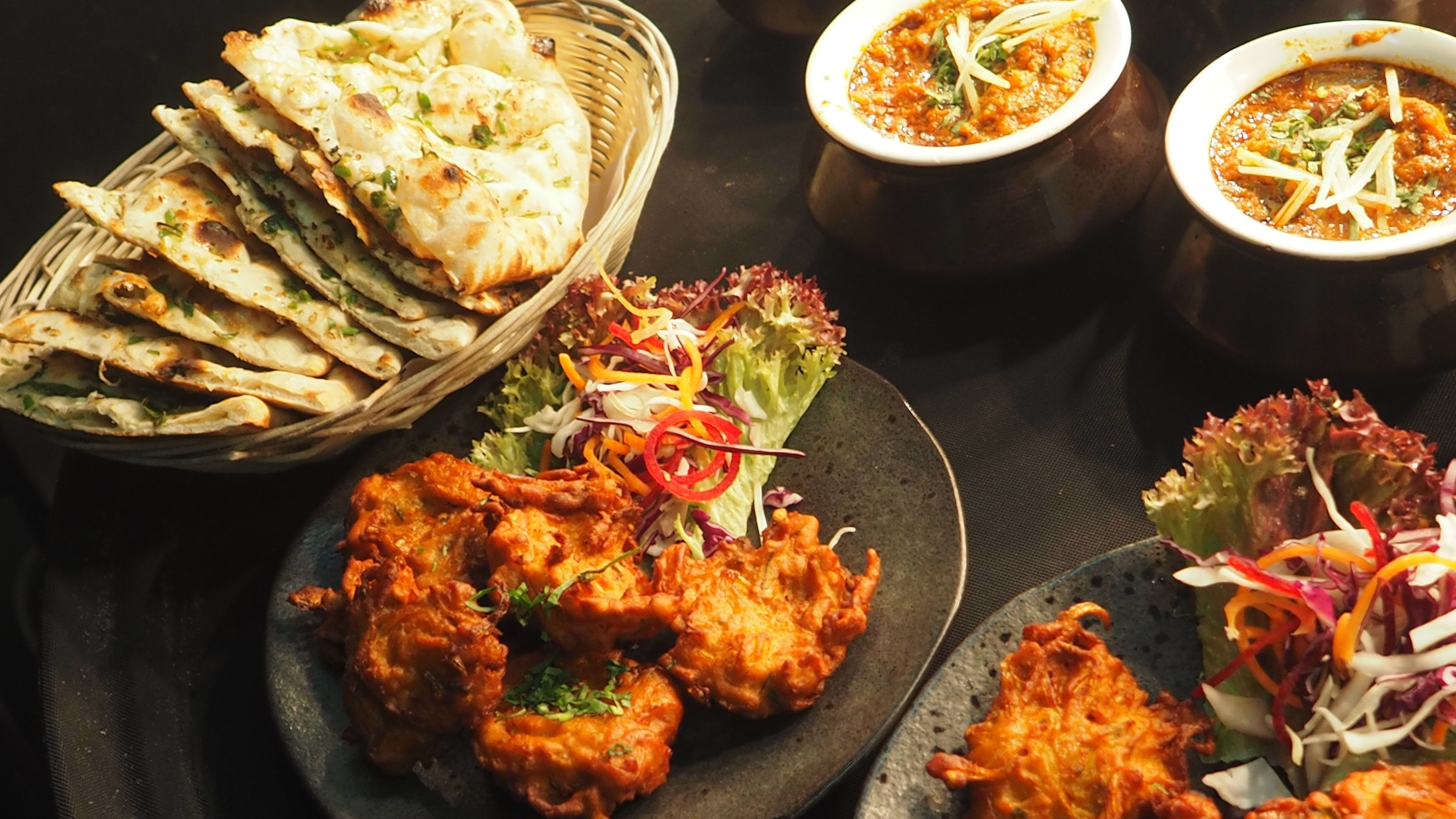 Assorted Fried Dish Indian Food Catering Indian Food Recipes Food