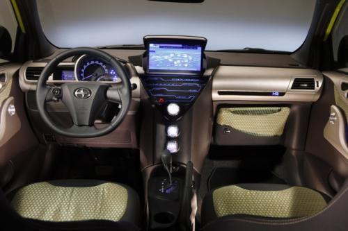 Scion Iq Interior Scion Toyota Scion Xb Microcar