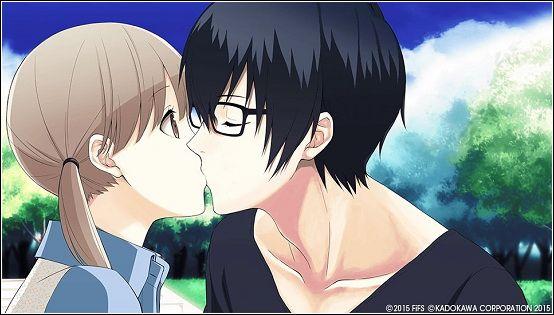 Nana Kissing Takeru Prince Of Stride Alternative Prince Stride