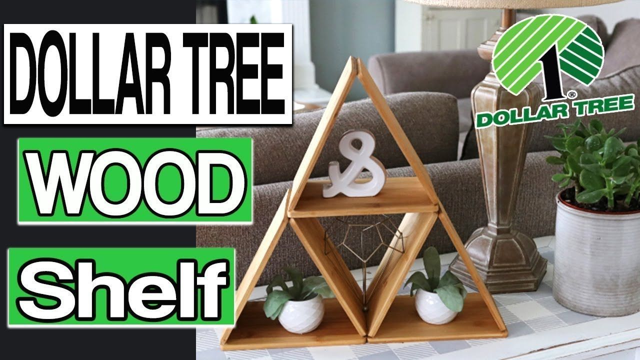 dollar tree Bathroom Decor Dollar Tree DIY SHELF Bathroom Decor 2019#bathroom #decor #diy #dollar #shelf #tree