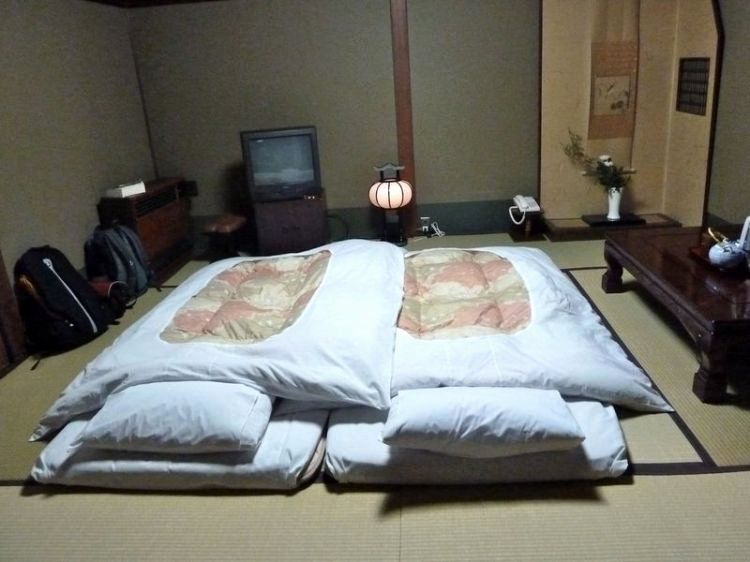 Japanese Bedroom Interior Design Awesome Japanese Futon Simple