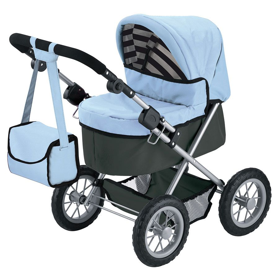 Kolcraft Cloud Plus Lightweight Stroller with 5-Point Safety System and Multi-Positon Reclining Seat, Extended Canopy, Easy One Hand Fold, Large Storage Basket, Parent and Child Tray, Fire Red.