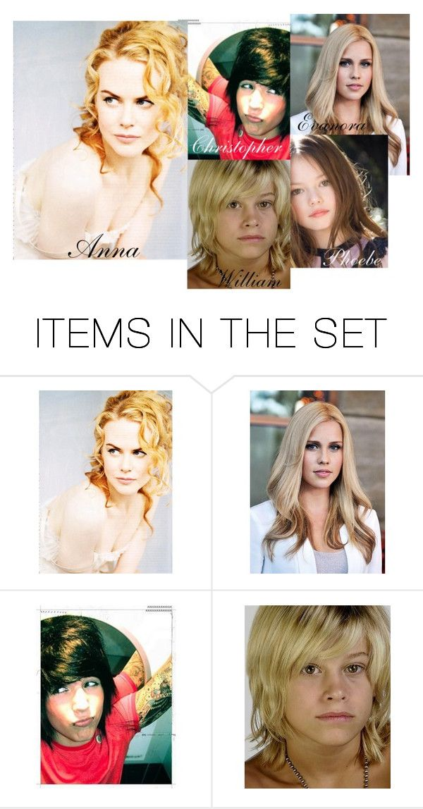 """The James Family"" by ticcitobydreams ❤ liked on Polyvore featuring art"