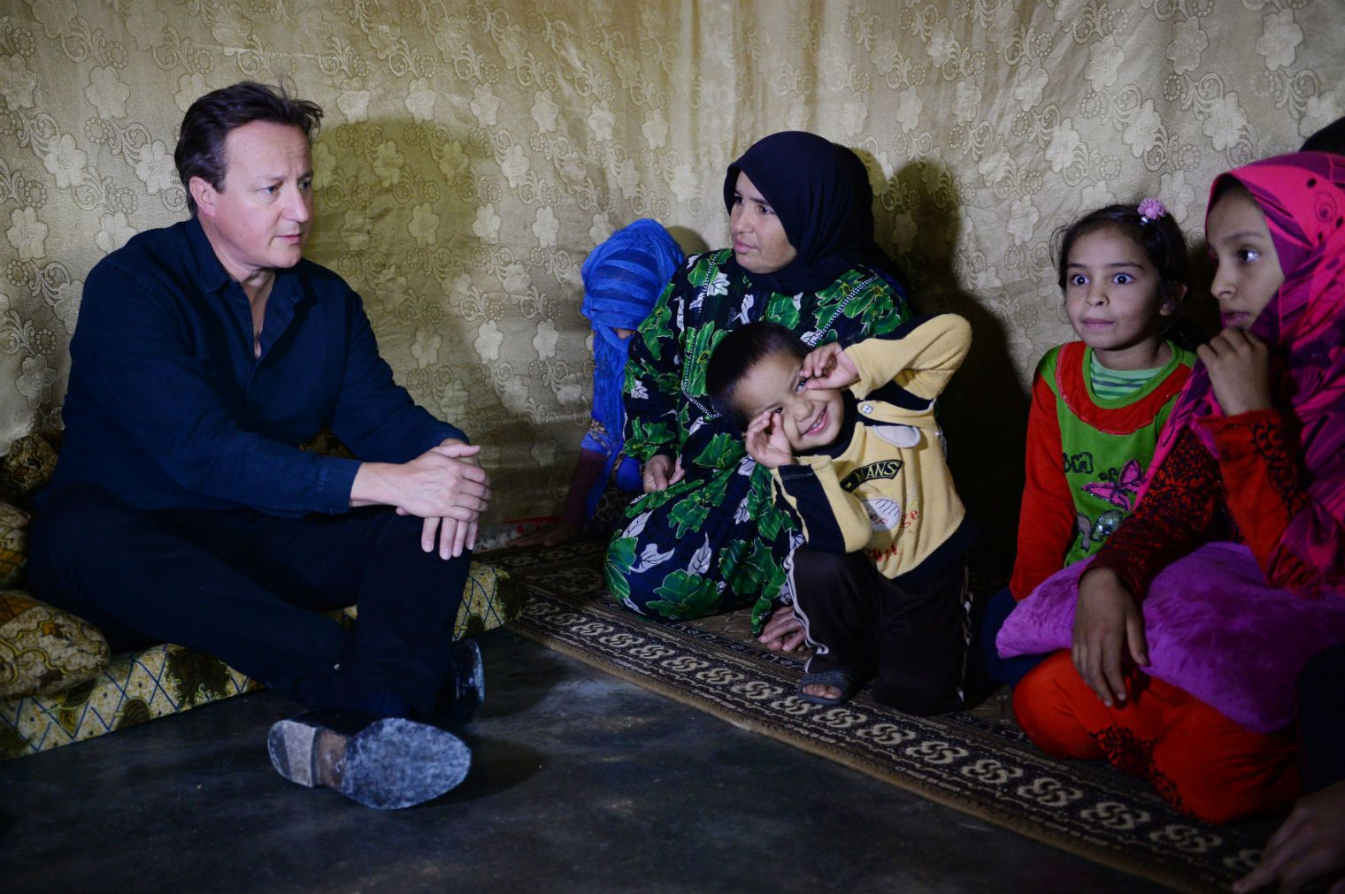 Even the Daily Mail thinks David Cameron's refugee policy is bad