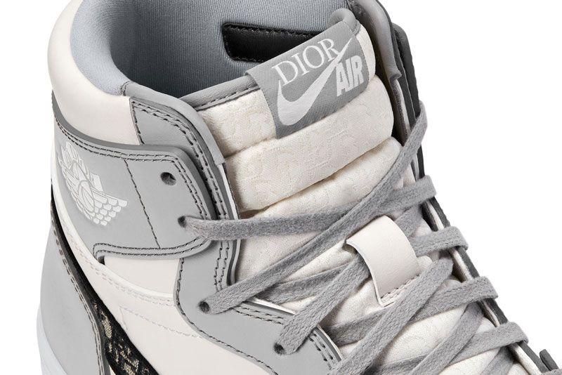 Air Jordan X Dior La Tendencia En Zapatillas Es Unir Deporte Y Lujo Air Jordans Modelos De Zapatos Nike Zapatillas Nike Para Hombre