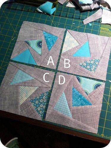 Pin von Hanni Kleinschmidt auf Paper Piecing   Pinterest   Patchwork ...