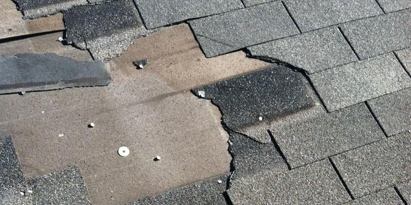 If Your Shingles Are Curling Buckling Or Missing Or If You Re Seeing Daylight Through Your Roof Boards These Are Tellt Roof Repair Roofing Roofing Services