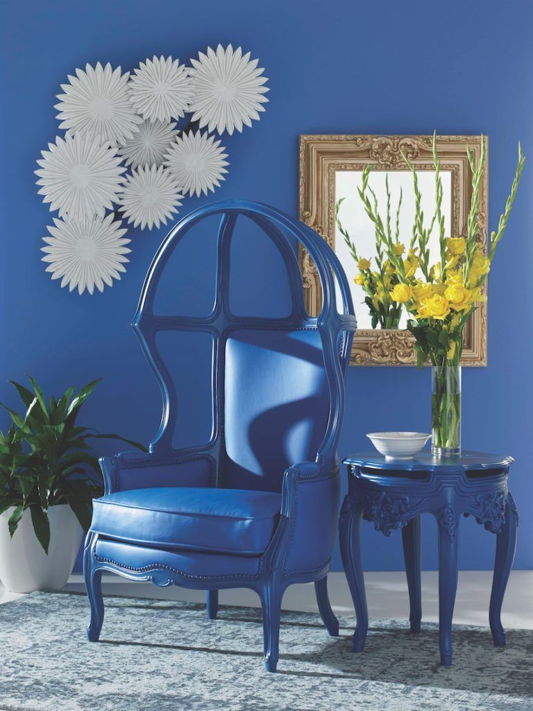 Jewel Tones Hot for Home Decor in 2017