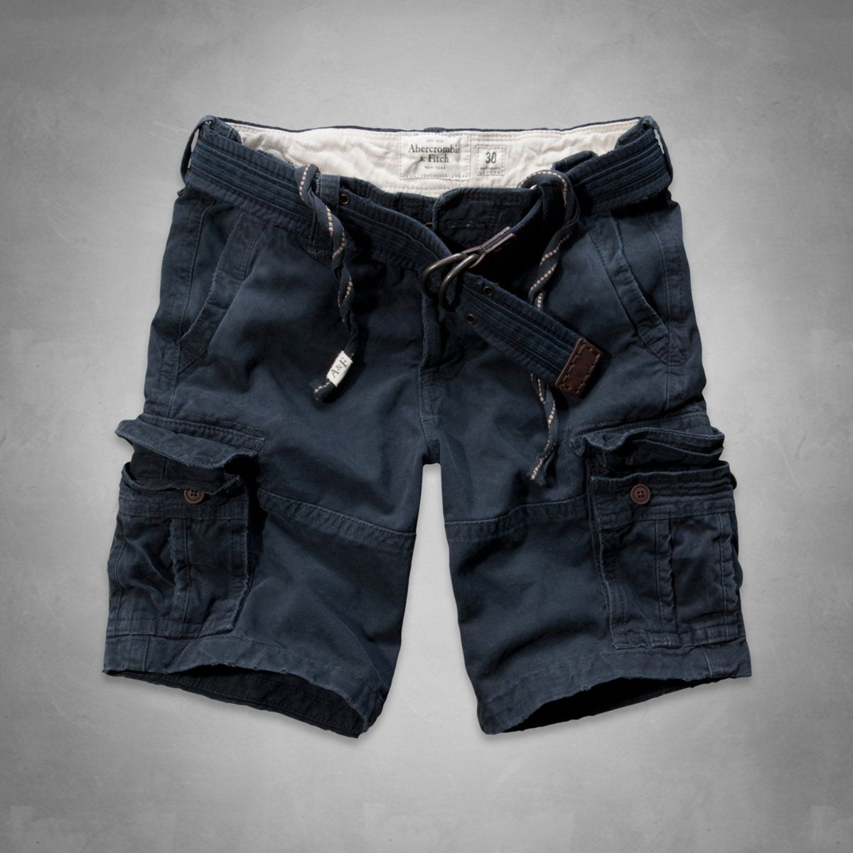 Mens A&F Cargo Shorts | Mens Shorts | Abercrombie.com | Stuff to ...
