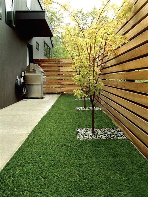 4 einfache Ideen zur Landschaftsgestaltung für einen schillernden Hof #smallfrontyardlandscapingideas