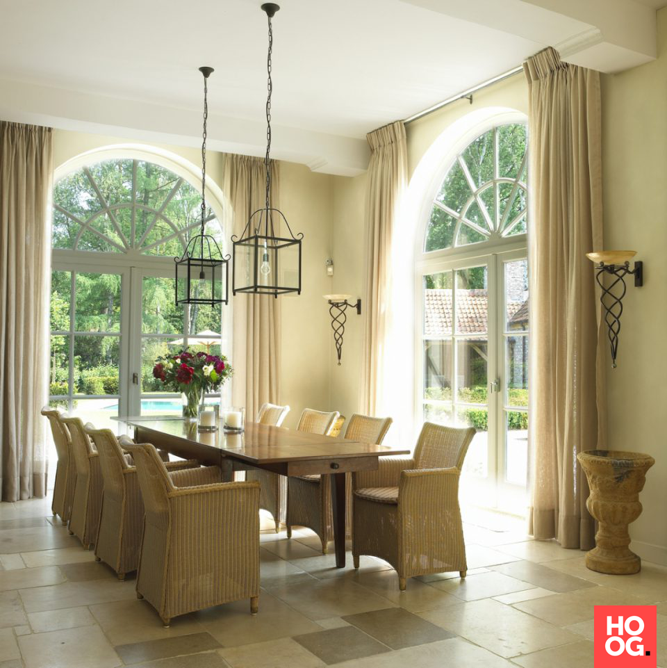 Landelijke stijl interieur   eetkamer design   dining room   dining ...