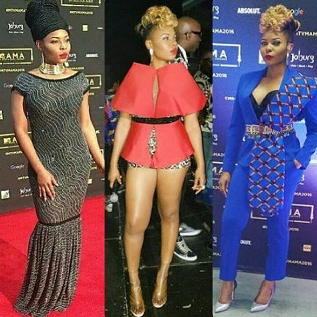 Which is your fave #YemiAlade look to #MTVMama2016 ? #Steevane #SV