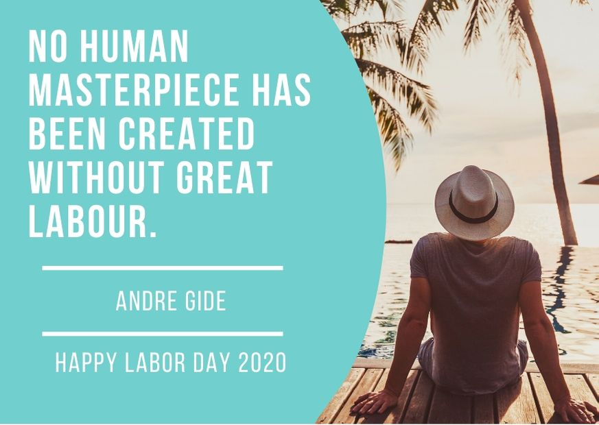Happy Labor Day 2020 Quotes | Slogans & Messages