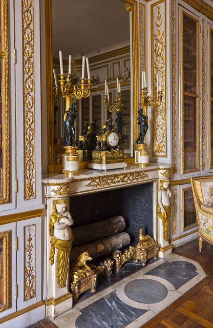 Bildergebnis für versailles fireplace