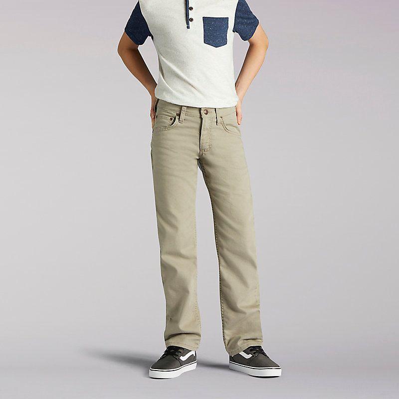 2b1bd911 Boy's Lee Sport X-treme Comfort Straight Fit Jeans (Size 10 Regular ...