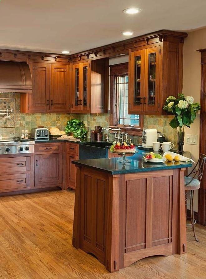 30 Inspiring Kitchen Remodel Ideas for Busy Homeowners #kitchenremodelsmall