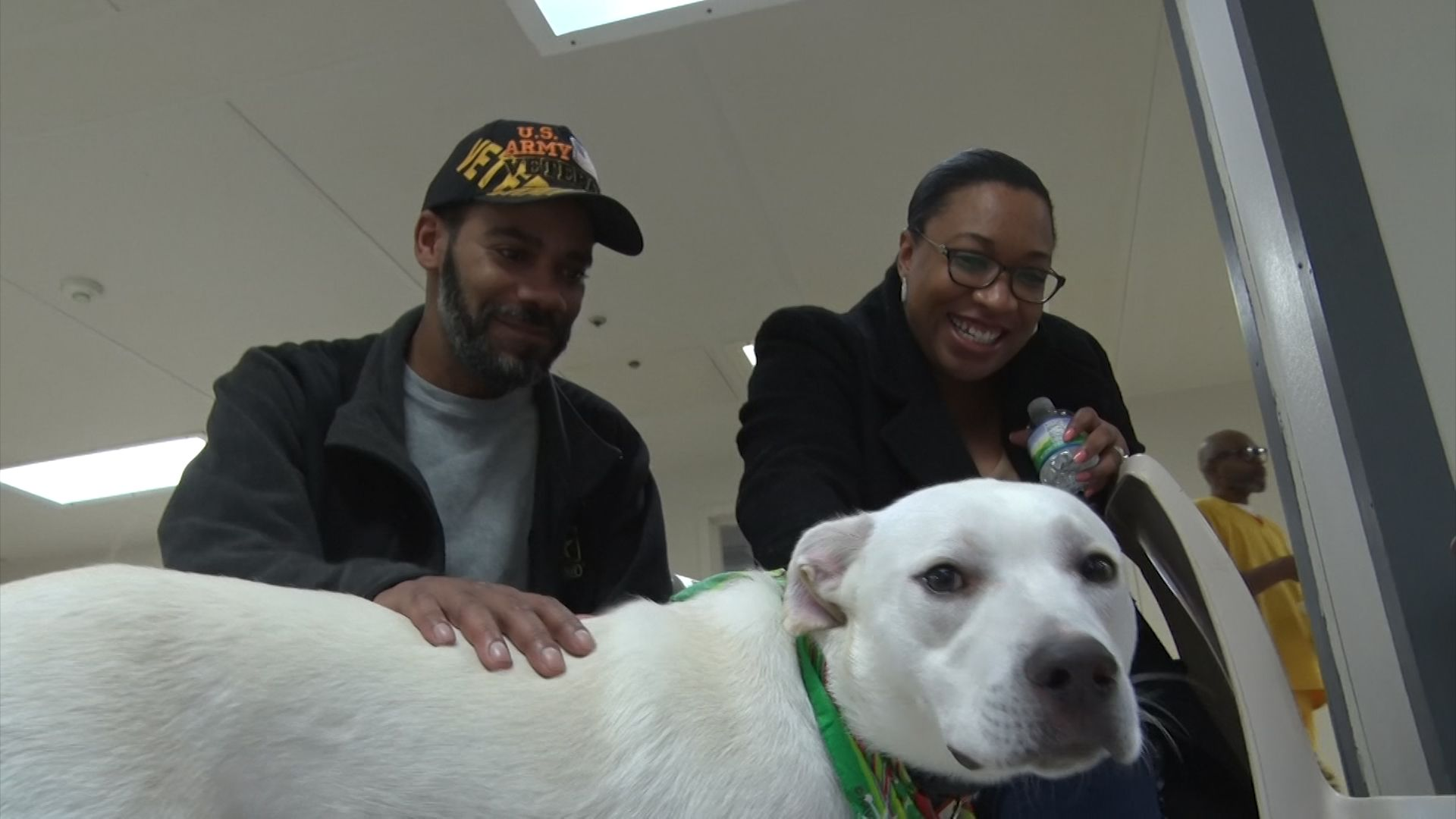Service Dog Program Helps Veterans And Inmates Service Dogs