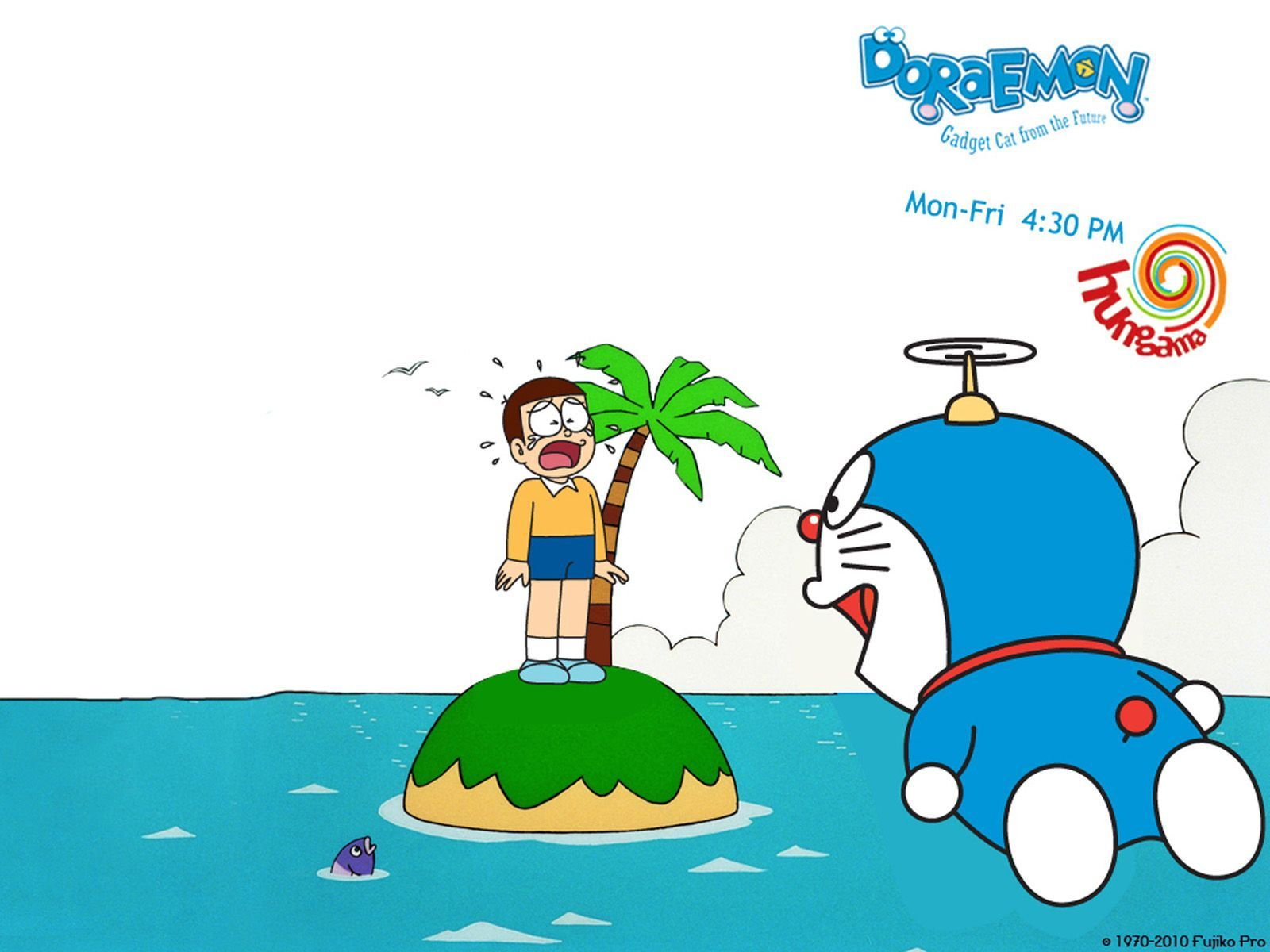 Gambar Wallpaper Doraemon Wa