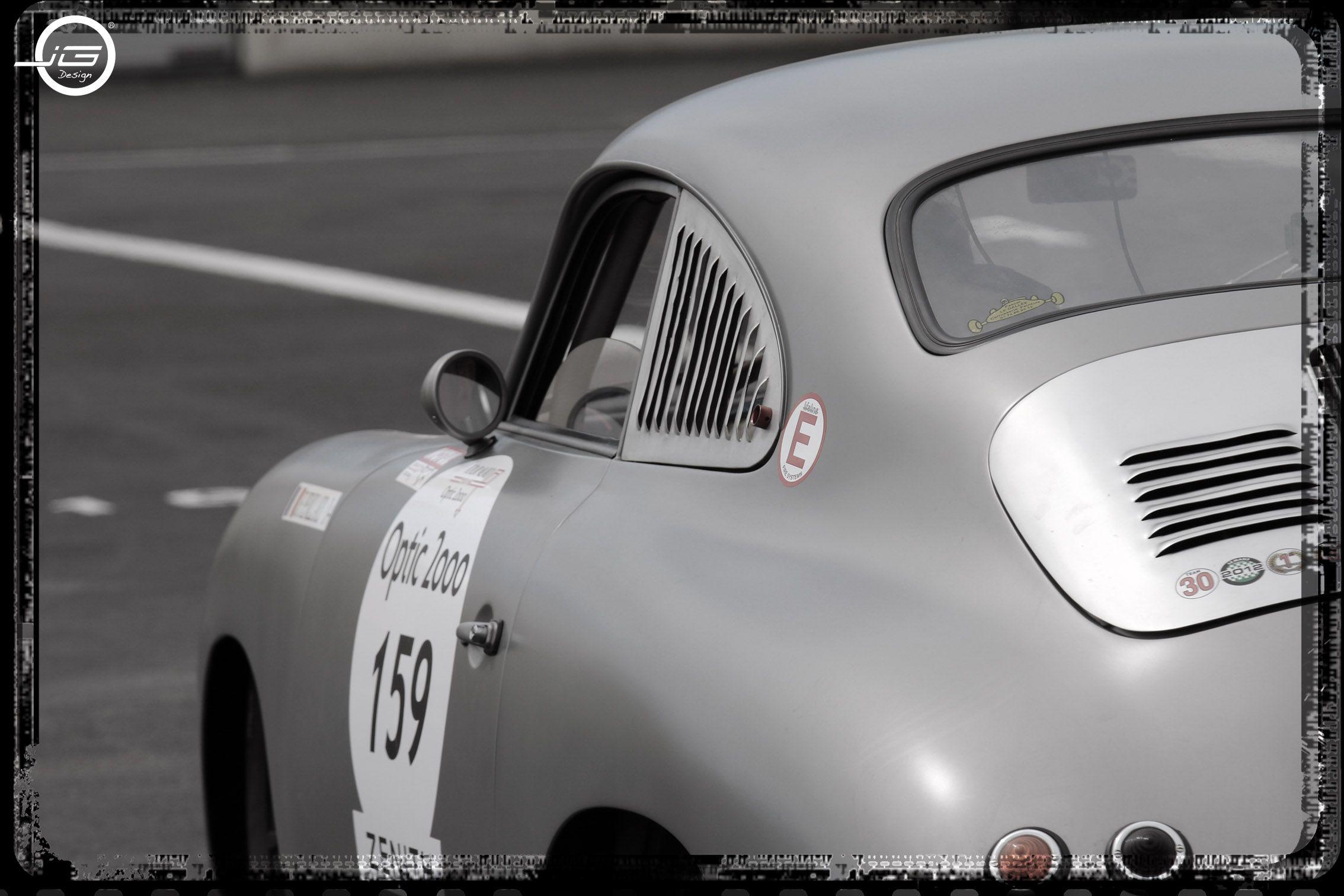 Vainqueur du Classement à l' INDICE DE PERFORMANCE ! Belle récompence pour cette très belle 356 pré-A.