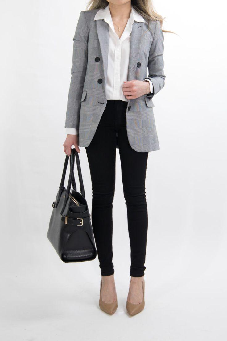 1 Monat Business Casual Outfit Ideen für Frauen  1 Monat Business Casual Outfit Ideen für Frauen
