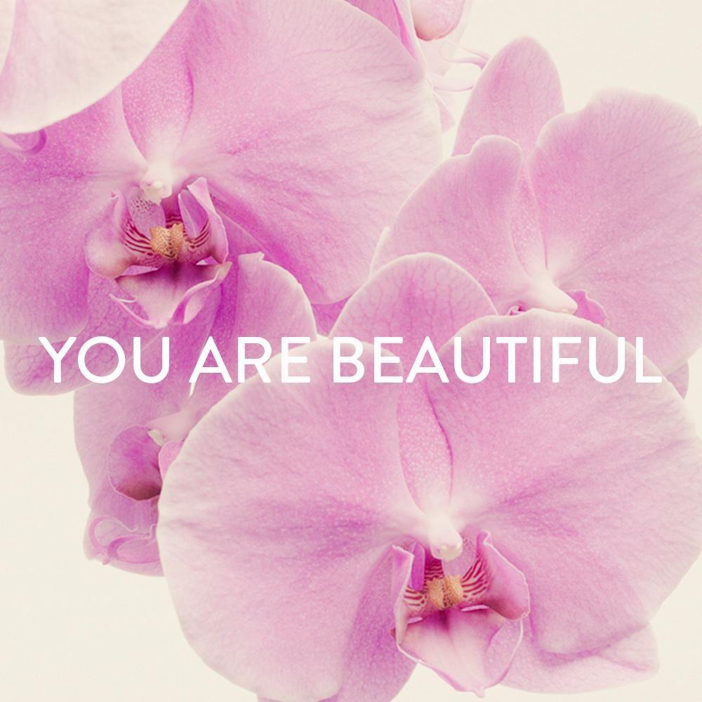 You are beautiful spreuken die echt kloppen pinterest