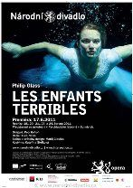 LES ENFANTS TERRIBLES:Philip Glass