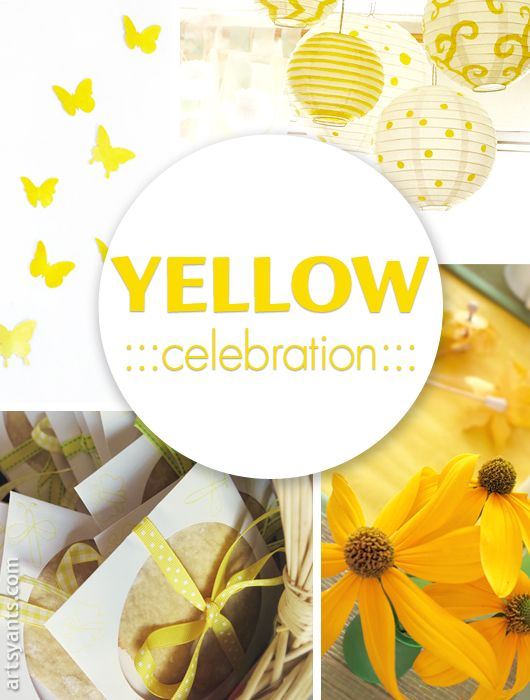 yellow  white tips on how to implement a theme dress code, Baby shower invitation
