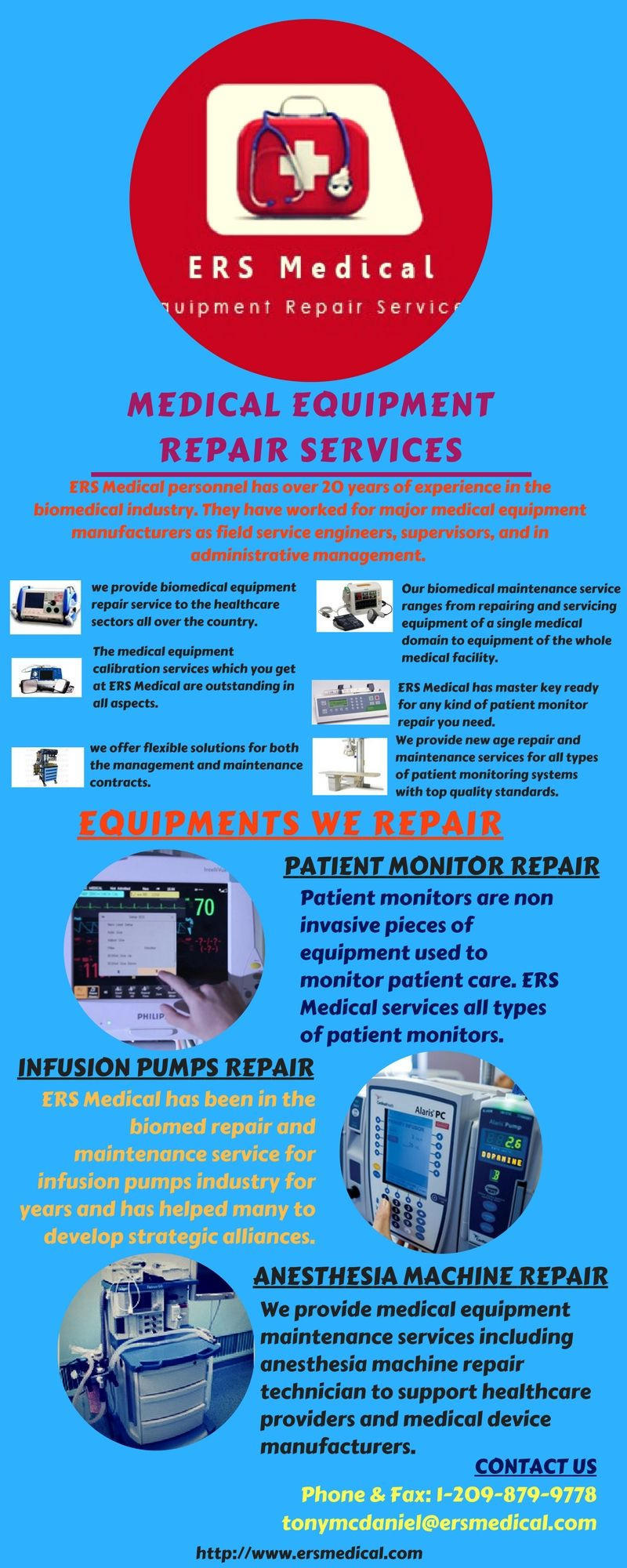 Pin By Ers Medical Equipment Repair Services On Ers Medical Repairs