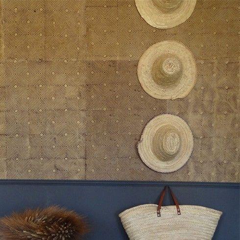 Le Monde Sauvage - Lot de 12 feuilles de papier peint Peinture - repeindre du papier peint
